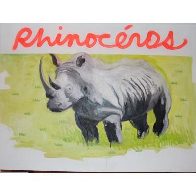 Rhinocéros/ Vendue