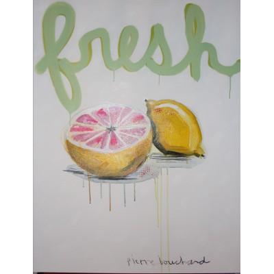 Pamplemousse et citron