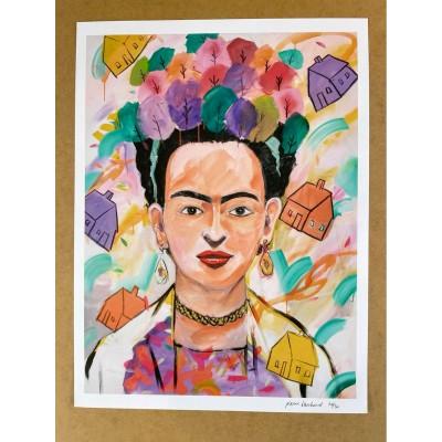 Affiche Ma Frida au Canada