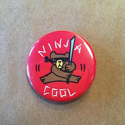 Ninja cool